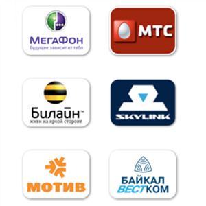 Операторы сотовой связи Топчихи