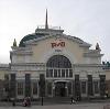 Железнодорожные вокзалы в Топчихе