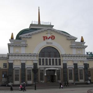 Железнодорожные вокзалы Топчихи
